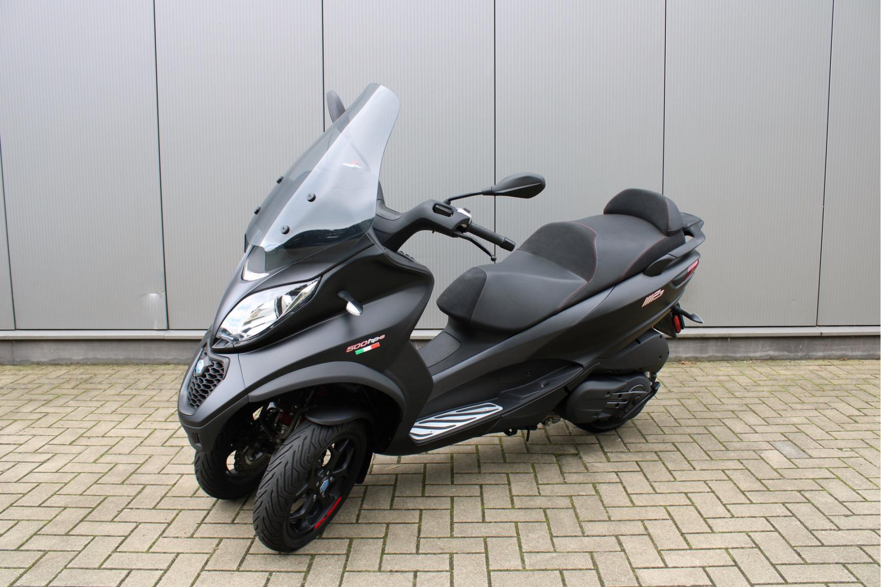Piaggio-500 MP3 HPE Sport 4678KM Bouwjaar 2020-1