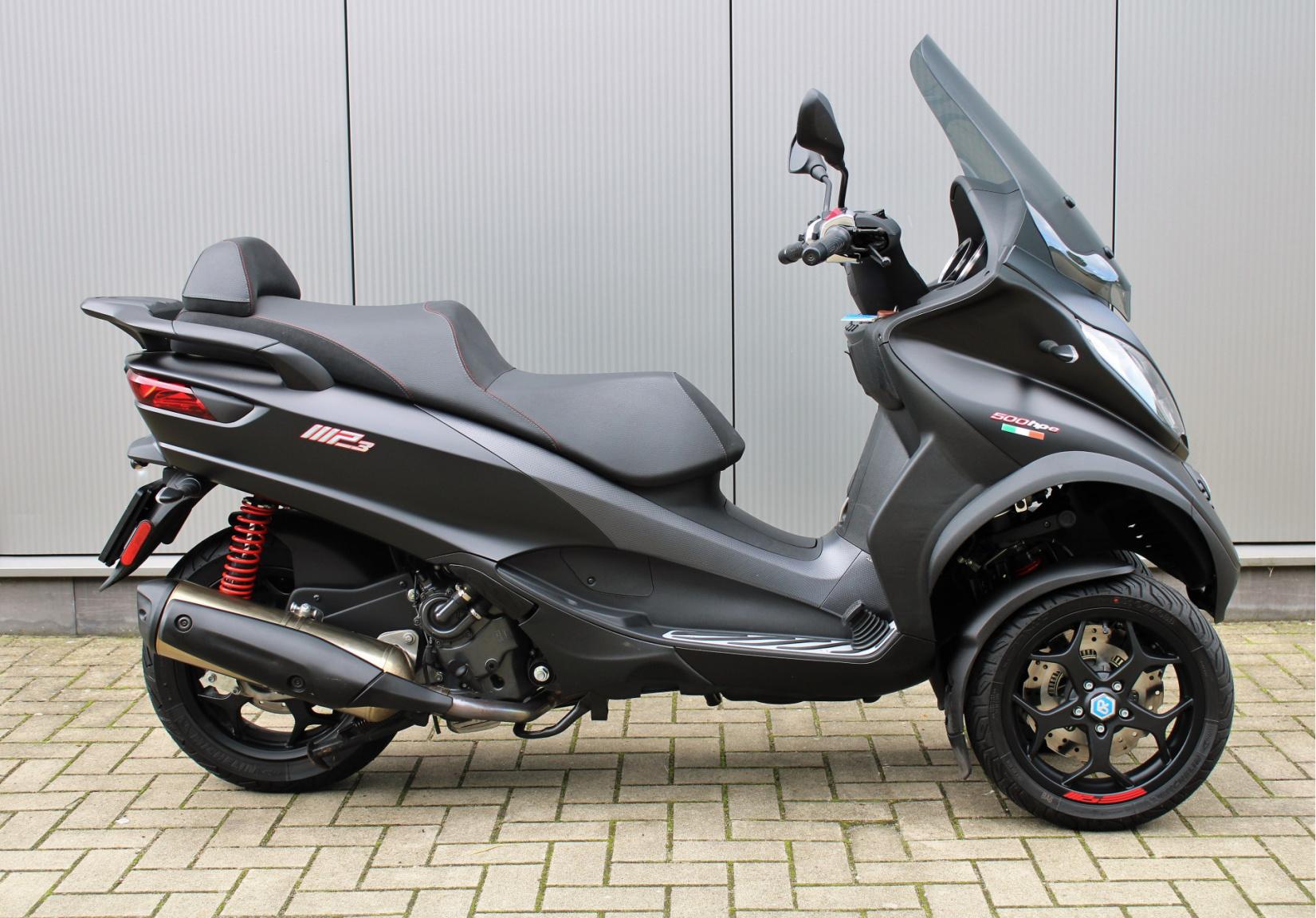Piaggio-500 MP3 HPE Sport 4678KM Bouwjaar 2020-3